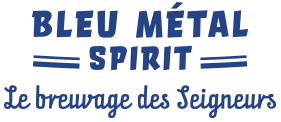 Bleu Métal Spirit - Logo
